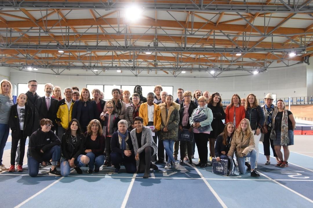 Sport au féminin : le club de lutte récompensé !