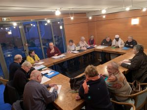 Depuis 17 ans, le conseil des sages se réunit régulièrement pour évoquer le quotidien à Val-de-Reuil