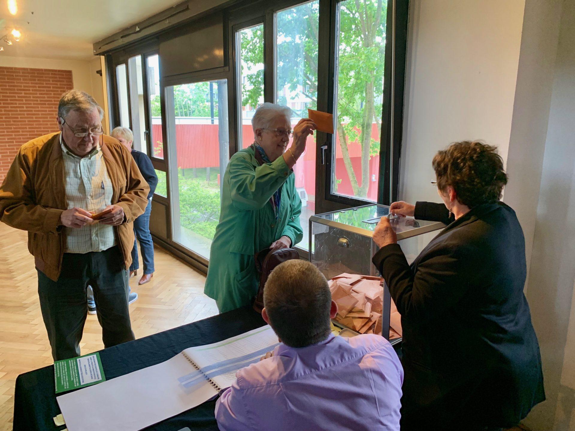 Elections au conseil des sages : les Seniors mobilisés !