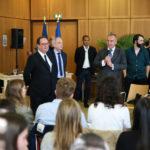 Marc-Antoine Jamet a tenu à remercier François Hollande pour tout ce qu'il a fait pour la ville