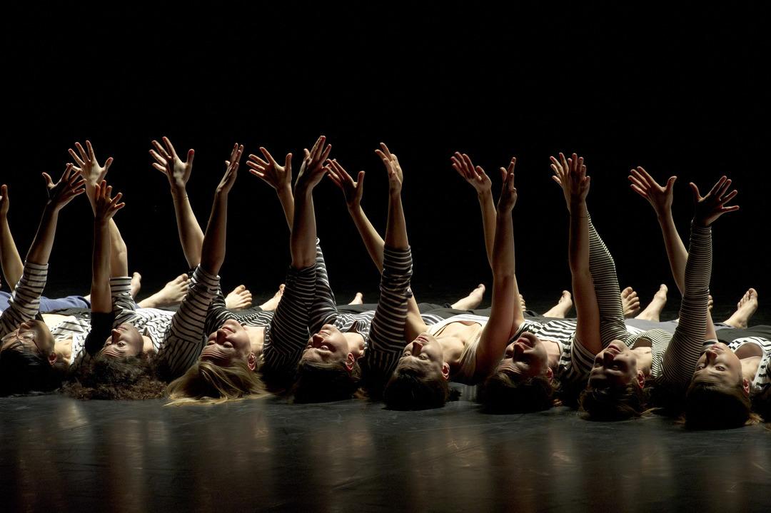 Dans la peau d'un danseur