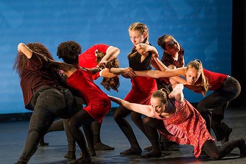 Spectacle – Danse en territoires