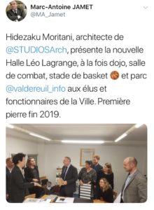 Le projet Léo Lagrange
