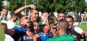 La coupe du monde des nations était un tournoi de foot pour mettre en valeur la mixité rolivaloise