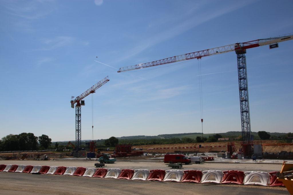 Le chantier, débuté en début d'année, s'achèvera fin 2020