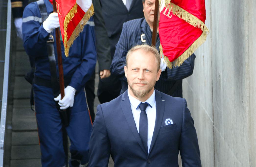 Benoît Balut : l'hommage de la Ville, l'honneur de la Nation !