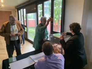 Près de 200 Rolivalois avaient voté le 25 avril