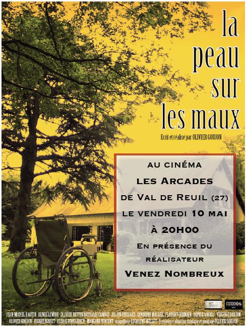 Cinéma – Rencontre avec le réalisateur Olivier Goujon