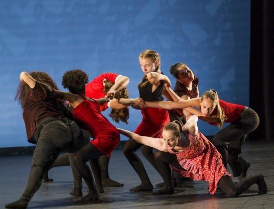 Théâtre de l'Arsenal – Danse en territoires #3