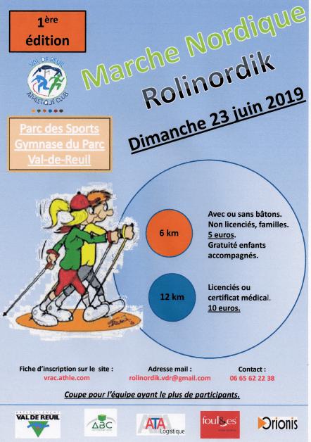 Sport – 1ère édition Rolinordik