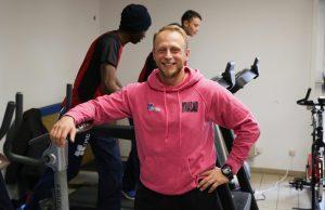 Benoît Balut ne s'en cache pas : le sport est le fil conducteur de sa vie
