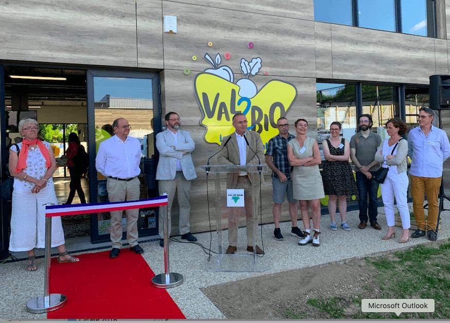 Val2Bio : nouvelle vitrine des produits bio et locaux !