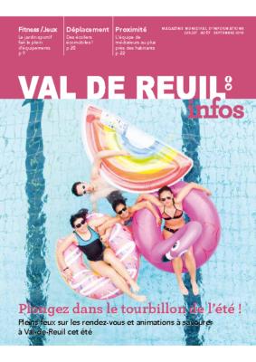 Val de Reuil_Infos N°13 Juillet – Août – Septembre 2019
