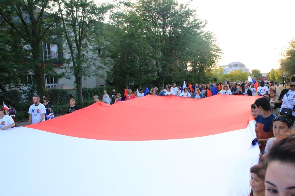 L'album photo des festivités du 13 Juillet 2019