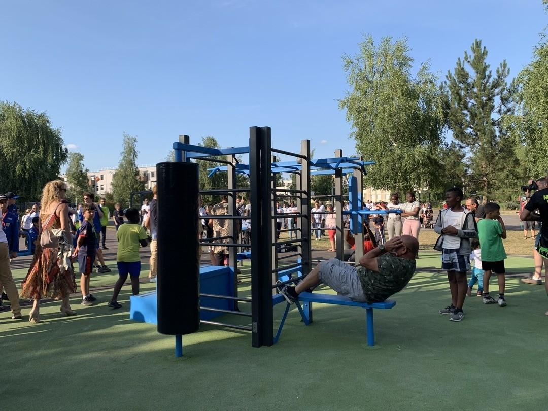 Jardin sportif : des équipements qui font fureur !