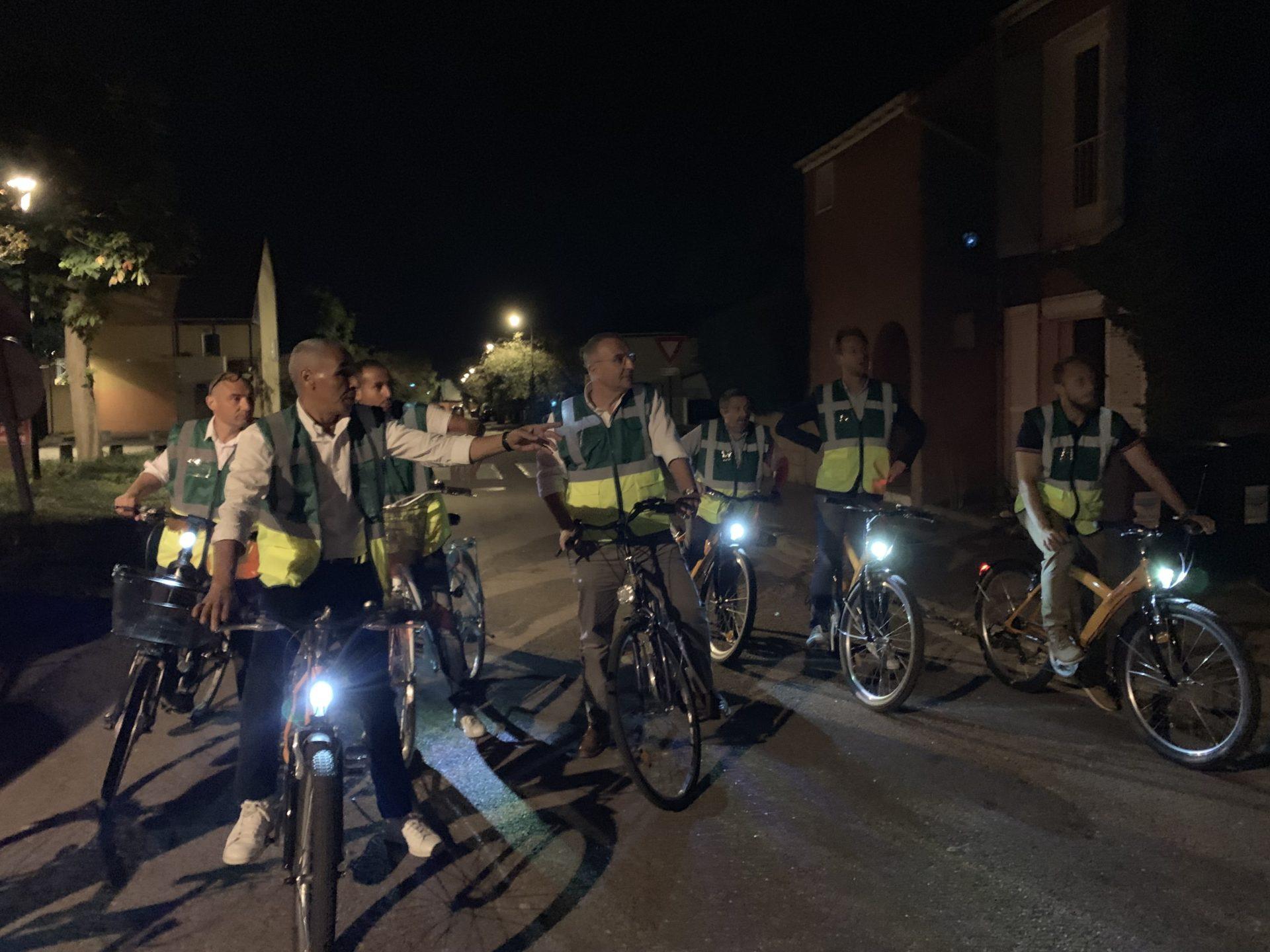 Sécurité : le maire multiplie les rondes de nuit