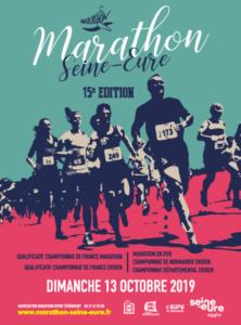 15ème édition du Marathon Seine-eure