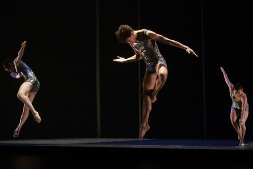 """BIPED "" Merce Cunningham / Robert Swinston / CNDC Angers, au théâtre de l'Arsenal"