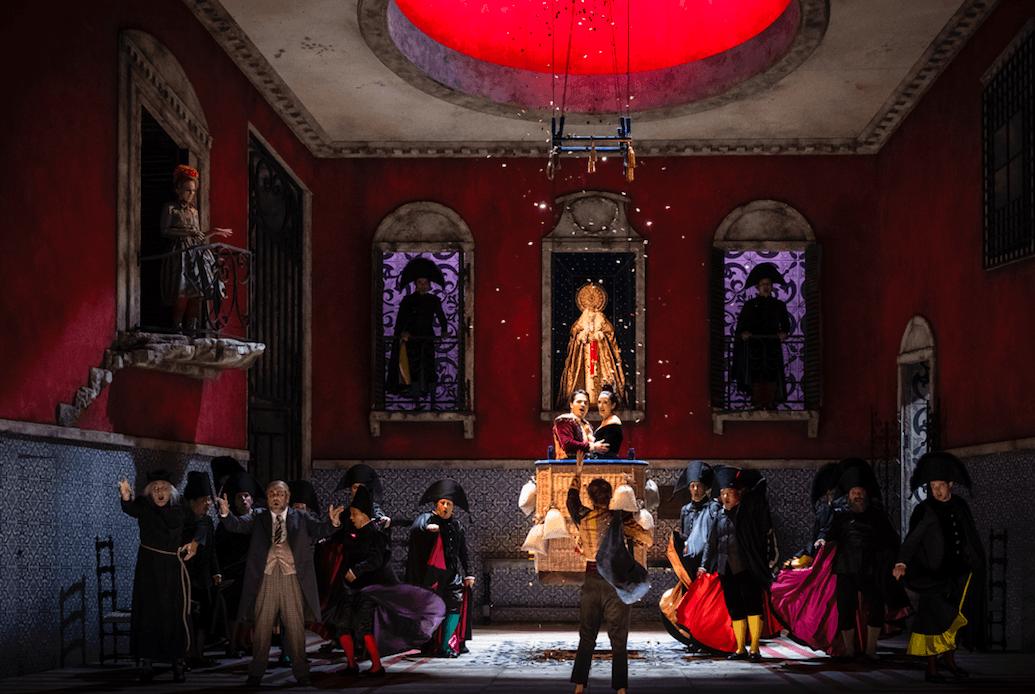 Le Barbier de Séville, opéra gratuit le 5 octobre à l'Arsenal