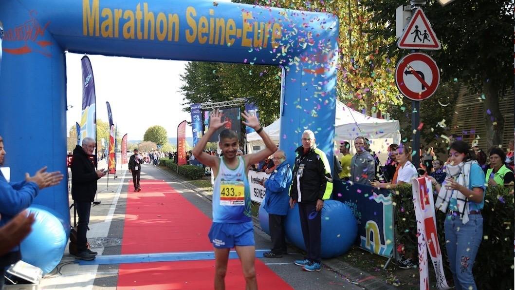 Le dimanche 13 octobre, tous au Marathon Seine-Eure !