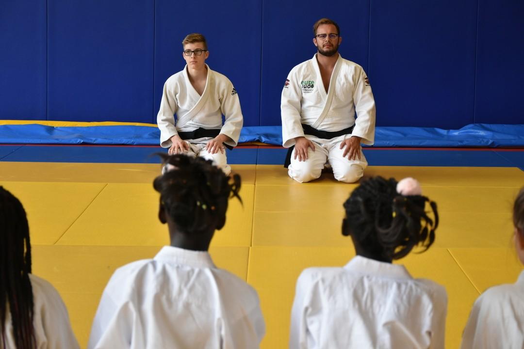 Le Judo Club des 2 RIV fait son entrée sur la scène sportive rolivaloise