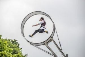 Le course contre le temps, un spectacle inédit dès 16h30