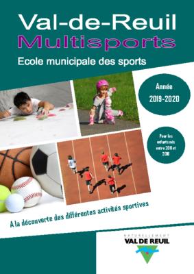 Activités multisports pour les enfants nés entre 2011 et 2016