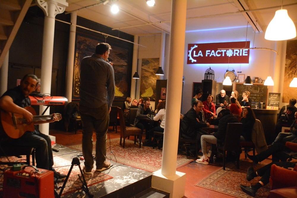 Soirée poétique – Cie Remote Kontrol / Cie Belles Absentes + Rencontre-lecture Florence Jou & Marlène Tissot @ La Factorie – Maison de Poésie de Normandie