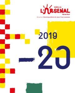 Théâtre de l'Arsenal saison 2019-2020