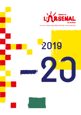 Programme 2019-2020 du Théâtre de l'Arsenal