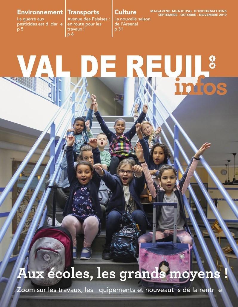 Val de Reuil_Infos N°14 Septembre – Octobre – Novembre 2019