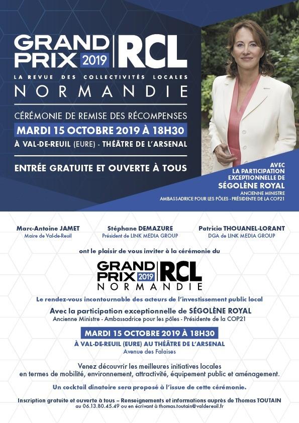Grand Prix RCL Normandie 2019