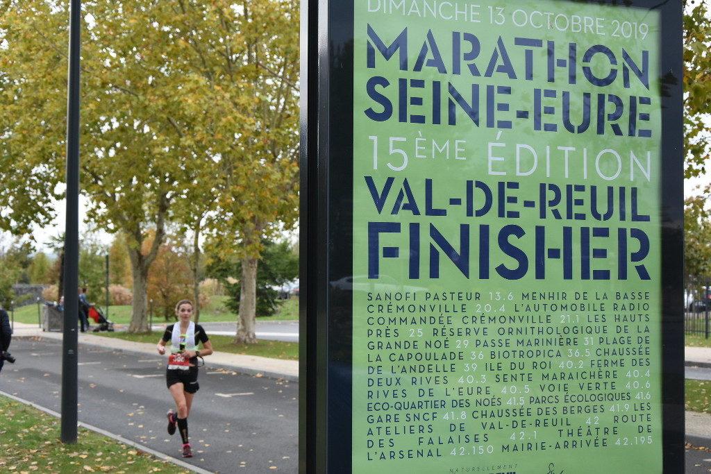 15ème édition du Marathon Seine-Eure 2019