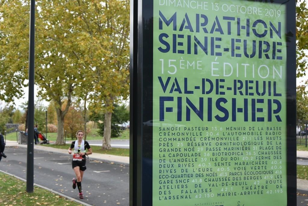 Retour en images sur la 15ème édition du Marathon Seine-Eure 2019
