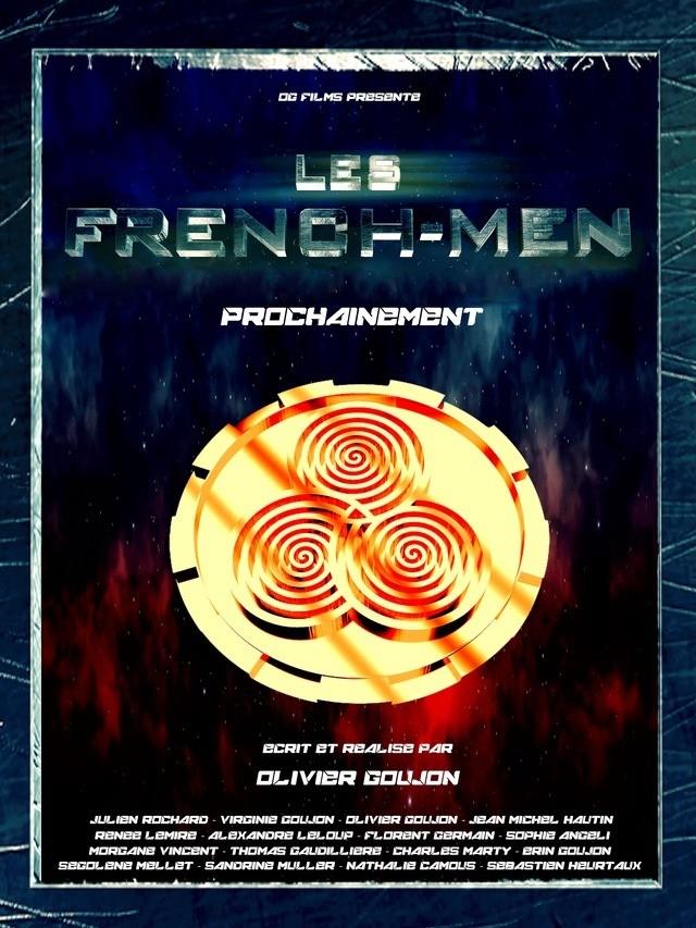 """Cinéma – Soirée spéciale – """"Les Frenchmen"""", Olivier Goujon"""