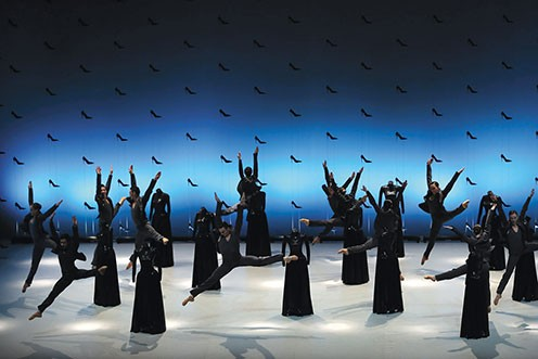 "théâtre de l'Arsenal – ""Cendrillon"", Malandain Ballet Biarritz"