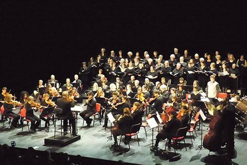 Théâtre de l'Arsenal – Concert Symphonique par le Conservatoire Intercommunal de Musique et de Danse