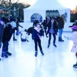 La patinoire en plein air sera accessible à tous, gratuitement