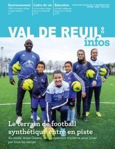 Val de Reuil_Infos n°16 - Février - Avril - Mars 2020