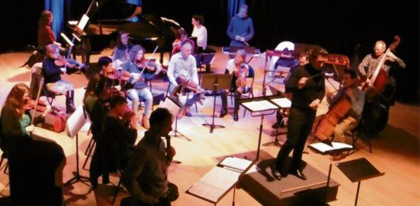 Conservatoire de musique et de danse – « Tous en scène »