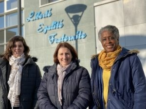 Isabelle Baillet, Mélanie Nastin et Dorothée Dorby sont les trois agents recenseurs habilités cette année.