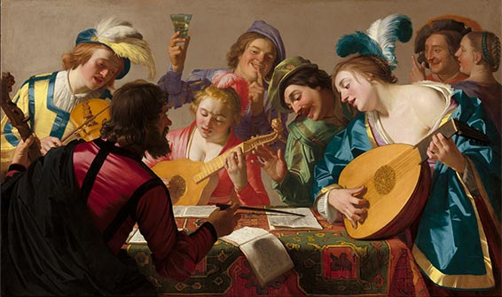 """Conservatoire de musique et de danse – """"Musique à la cour d'Angleterre"""""""