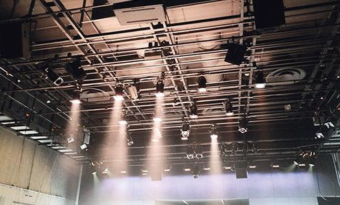 Théâtre de l'Arsenal – «La face cachée du plateau», Compagnie des Dramaticules