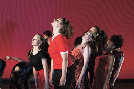 """Théâtre de l'Arsenal – """"Figure de Femmes"""", conservatoire intercommunal de musique et de danse"""