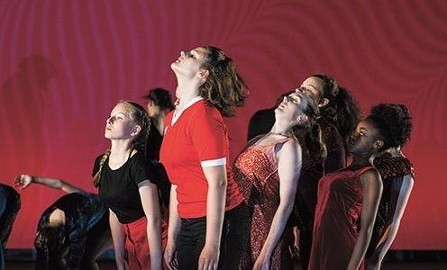 Théâtre de l'Arsenal – «Figure de Femmes», conservatoire intercommunal de musique et de danse