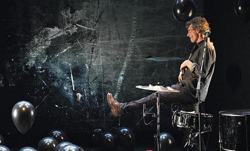 Théâtre de l'Arsenal – «GUS»,Sébastien Barrier
