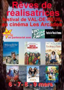 """Le festival """"Rêves de réalisatrices"""" revient sur le devant de la scène"""