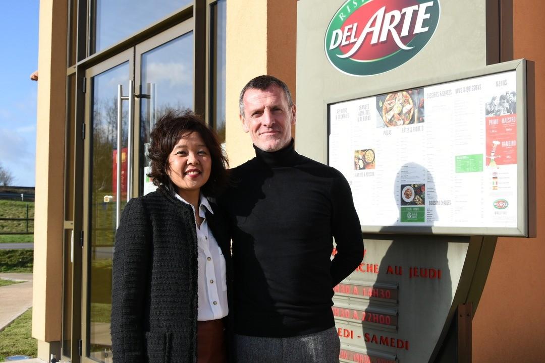 Pizza Del Arte : un nouveau départ !