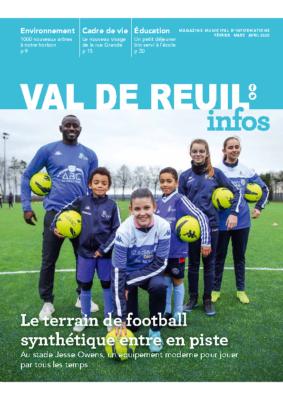 Val de Reuil_Infos n°16 – Février – Mars – Avril 2020