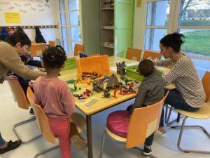 Dès 7h30 le matin, les enfants peuvent être accueillis au centre de loisirs de la Trésorerie
